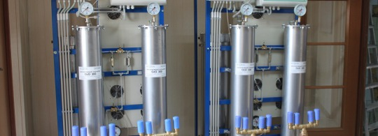 ozon-generator-postrojenje