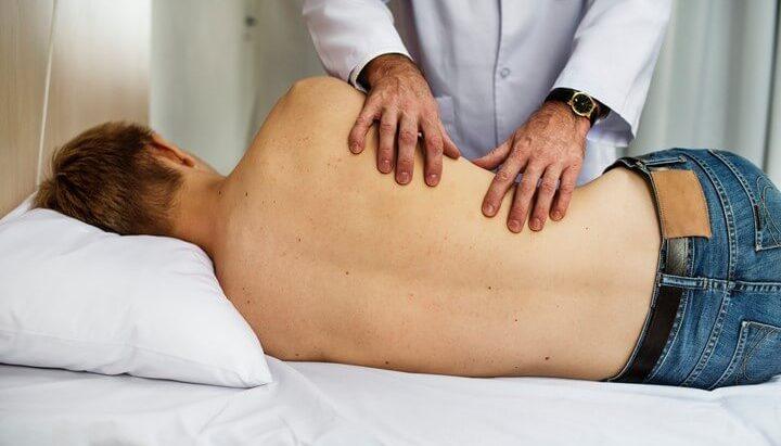 Masaža, fizikalna terapija