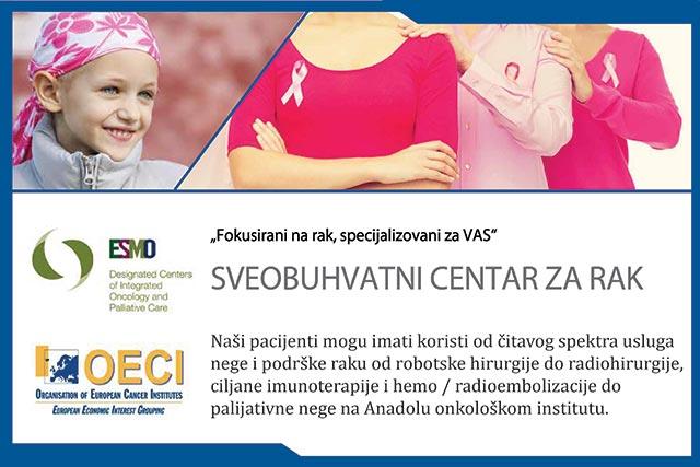 sveobuhvatni centar za rak